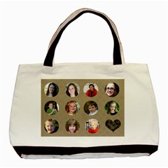 Granmama s Bag By Kelley Jones   Basic Tote Bag (two Sides)   Wqt6yrx6f0mr   Www Artscow Com Front