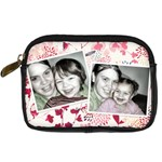 Camera Case - With Family Photo from ArtsCow - Digital Camera Leather Case
