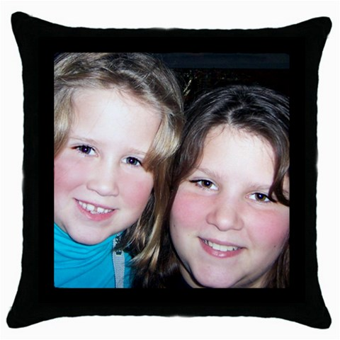 Custom Photo Pillowcase By Heather Berrien   Throw Pillow Case (black)   P9k1w8tx0m3e   Www Artscow Com Front