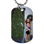 Awesome Gift Idea - Dog Tag (One Side)