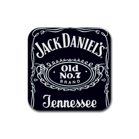 Jd By Kim Vanderpool   Rubber Coaster (square)   Abvzifhhlt3l   Www Artscow Com Front