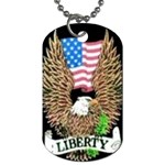 us - Dog Tag (Two Sides)