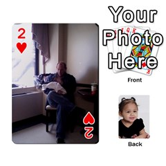 Des Cards By Chantal Cooper   Playing Cards 54 Designs   7nq3otbp4zli   Www Artscow Com Front - Heart2
