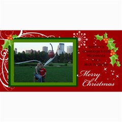 Christmas Cards By Becky   4  X 8  Photo Cards   P1k62cqu4uej   Www Artscow Com 8 x4 Photo Card - 8