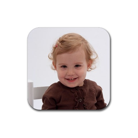 Cute Costers By Danielle   Rubber Coaster (square)   4ygw52jvh94o   Www Artscow Com Front