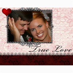 True Love New By Brittany Case   Collage 11  X 14    2nt4ngy8i94h   Www Artscow Com 14 x11 Print - 1