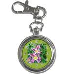 Lilies_KeychainWatch - Key Chain Watch