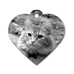 gatzby tag - Dog Tag Heart (Two Sides)