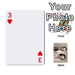 Grandma Cards By Kim   Playing Cards 54 Designs   Qd6ux9g2j21f   Www Artscow Com Front - Heart3