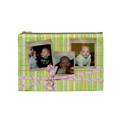 My Cosmetic Bag By Stanley Rudd   Cosmetic Bag (medium)   Begh80nth722   Www Artscow Com Front