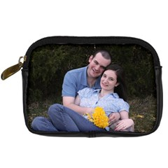 Our Camera Case By Leeann   Digital Camera Leather Case   5uyisehechm9   Www Artscow Com Front