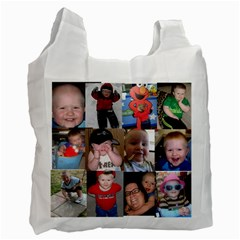 Jack Bag By Lindsay   Recycle Bag (two Side)   Hrljd4yvfpls   Www Artscow Com Front