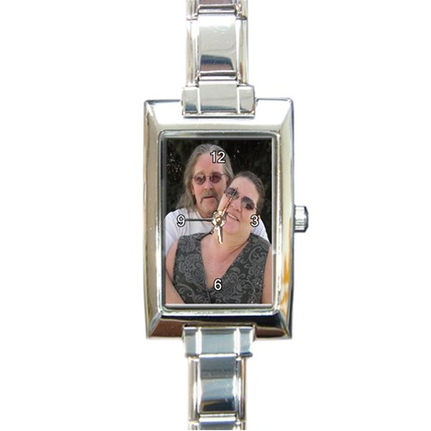 Watch For Mom By Jolene Osmun   Rectangle Italian Charm Watch   Fmhztbo5wt4l   Www Artscow Com Front