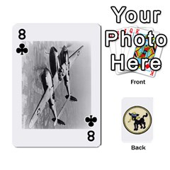 Dads Wwii Deck By Matt   Playing Cards 54 Designs   Vu00sztcu18g   Www Artscow Com Front - Club8