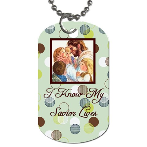 Primary Theme 2010 Dogtag By Amber   Dog Tag (one Side)   As6euy9hk3p2   Www Artscow Com Front