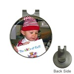 Golf Ball Marker Hat Clip