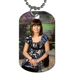 mommy - Dog Tag (Two Sides)