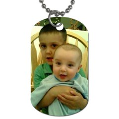 Mommy By Elizabeth Blevins   Dog Tag (two Sides)   Ns00lxcqr1f1   Www Artscow Com Back
