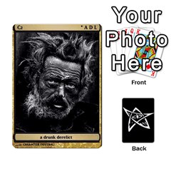 King Dark Cults Fixed 1 By Ryan Mcswain   Playing Cards 54 Designs   Ku7wkc8dlkhx   Www Artscow Com Front - DiamondK