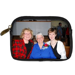 68th Wedding By Tammy Guthrie   Digital Camera Leather Case   Hnmbbv1ttx60   Www Artscow Com Front