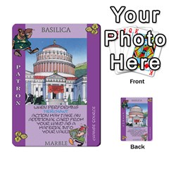 These Romans Are Crazy D2 By Ben   Multi Purpose Cards (rectangle)   D73igysur5ad   Www Artscow Com Front 12