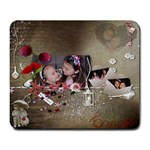 Ramona Hanser Credit: Marta Designs - Large Mousepad