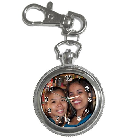 Keychain By Ryannec   Key Chain Watch   8lv3gu9got7z   Www Artscow Com Front