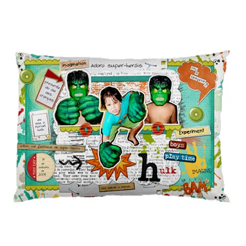 Pillow Case 26.62 x18.9 Pillow Case