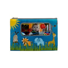 Paxtons Car Bag By Brooke Burnie   Cosmetic Bag (medium)   Xkqxn1gulz5j   Www Artscow Com Front