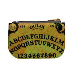 Ouija Coin Purse By Jessica   Mini Coin Purse   Kp6fq3x1su1b   Www Artscow Com Back