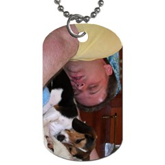 Louie And Pride And Joy Dog Tag By Roger Garstang   Dog Tag (two Sides)   S2x92ko96n5l   Www Artscow Com Back