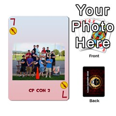 Deck Of Cards For The Cp Community By Brent   Playing Cards 54 Designs   Qjg75oli918h   Www Artscow Com Front - Heart7