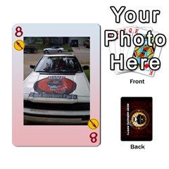 Deck Of Cards For The Cp Community By Brent   Playing Cards 54 Designs   Qjg75oli918h   Www Artscow Com Front - Heart8