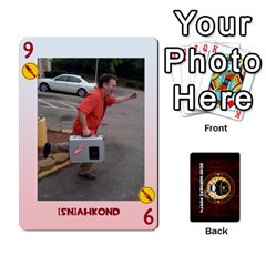 Deck Of Cards For The Cp Community By Brent   Playing Cards 54 Designs   Qjg75oli918h   Www Artscow Com Front - Heart9