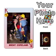 King Deck Of Cards For The Cp Community By Brent   Playing Cards 54 Designs   Qjg75oli918h   Www Artscow Com Front - HeartK
