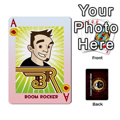 Ace Deck Of Cards For The Cp Community By Brent   Playing Cards 54 Designs   Qjg75oli918h   Www Artscow Com Front - DiamondA