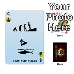 Deck Of Cards For The Cp Community By Brent   Playing Cards 54 Designs   Qjg75oli918h   Www Artscow Com Front - Club4