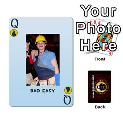 Queen Deck Of Cards For The Cp Community By Brent   Playing Cards 54 Designs   Qjg75oli918h   Www Artscow Com Front - ClubQ