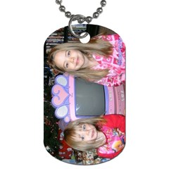 Gtgtgh By Denise Matheny   Dog Tag (two Sides)   Da0fezfdfhjs   Www Artscow Com Back
