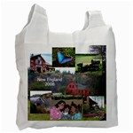 New England/huntingdon bag - Recycle Bag (Two Side)