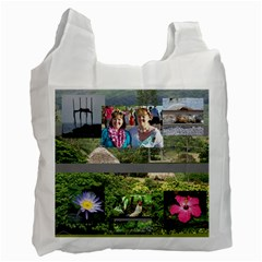 Hawaii Bag By Terri   Recycle Bag (two Side)   Iy001d2kpght   Www Artscow Com Front