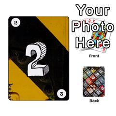 Geschenkt P1 By Bob Menzel   Playing Cards 54 Designs   A8xexbxaf5gc   Www Artscow Com Front - Spade3