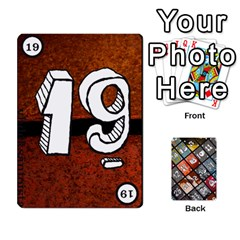 Geschenkt P1 By Bob Menzel   Playing Cards 54 Designs   A8xexbxaf5gc   Www Artscow Com Front - Heart7