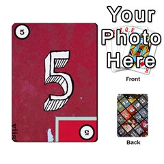 Geschenkt P1 By Bob Menzel   Playing Cards 54 Designs   A8xexbxaf5gc   Www Artscow Com Front - Club2