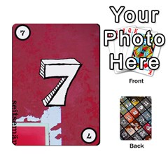 Geschenkt P1 By Bob Menzel   Playing Cards 54 Designs   A8xexbxaf5gc   Www Artscow Com Front - Club4