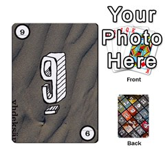 Geschenkt P1 By Bob Menzel   Playing Cards 54 Designs   A8xexbxaf5gc   Www Artscow Com Front - Club6