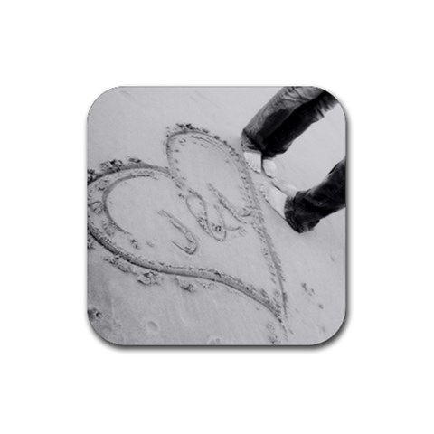 Our Coasters By Lina   Rubber Coaster (square)   M235qzto9833   Www Artscow Com Front