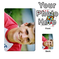 Senior Graduation Wallet Photos By Mary Landwehr   Multi Purpose Cards (rectangle)   Iy3lm9ckklwt   Www Artscow Com Back 1
