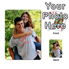 Senior Graduation Wallet Photos By Mary Landwehr   Multi Purpose Cards (rectangle)   Iy3lm9ckklwt   Www Artscow Com Front 8