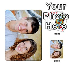 Senior Graduation Wallet Photos By Mary Landwehr   Multi Purpose Cards (rectangle)   Iy3lm9ckklwt   Www Artscow Com Back 9